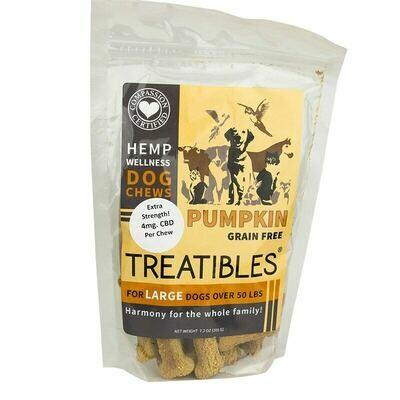 Treatibles – CBD Dog Treats Chews