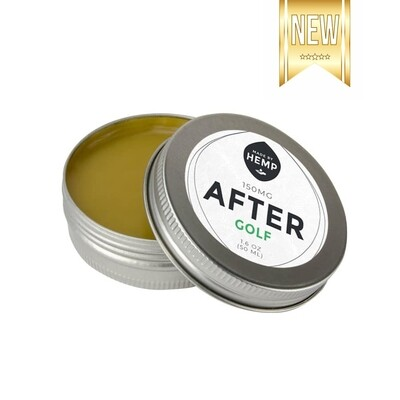 Made By Hemp – After Golf CBD Salve 1.6oz (500mg CBD)