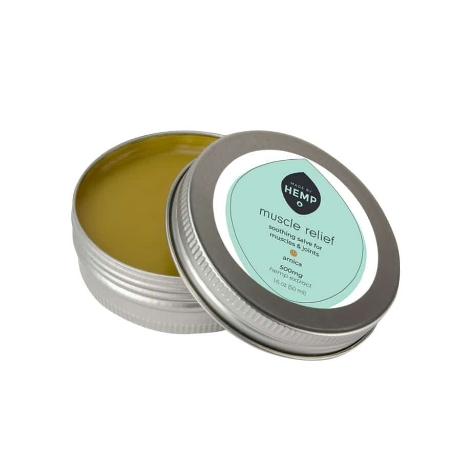 Made By Hemp – CBD Salve 1.6oz