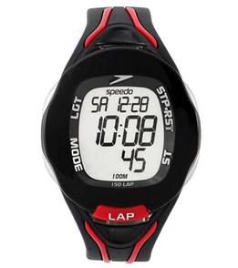 Speedo Full Size 150 Lap Watch with Top Pusher