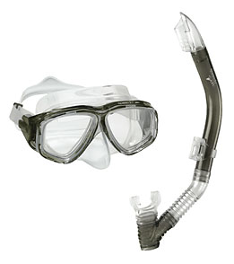 Speedo Adult Adventure Snorkel Combo