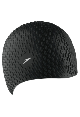 Speedo Silicone Bubble Swim Cap
