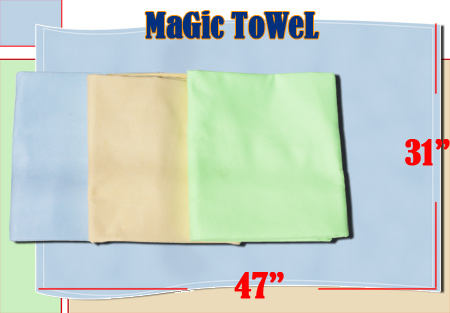 Sprint Magic Towel