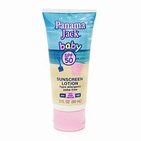 Panama Jack Baby Sunscreen Lotion, SPF 50 3oz