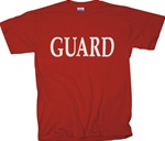 Red Guard Shirt