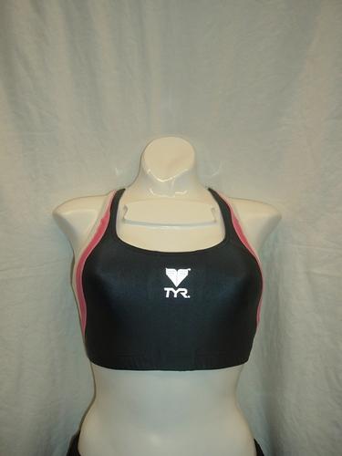 TYR Splice Maxback Workout Bikini Top