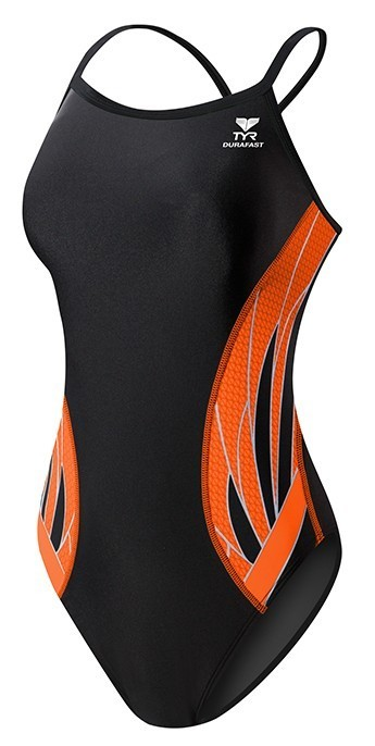 TYR Black/Orange Phoenix Splice Diamondfit