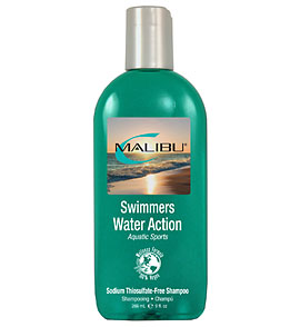 Malibu Swimmers Water Action Shampoo