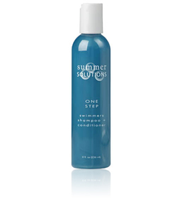 Summer Solutions One Step Shampoo and Conditioner 8oz