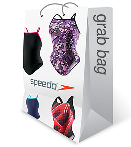 Female Grab Bag Swimsuits - 3 Pack