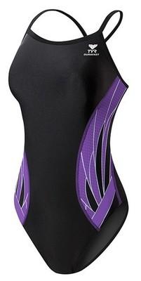 TYR Black/Purple Phoenix Splice Diamondfit
