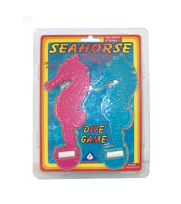 Water Gear Seahorse Dive Game
