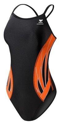 TYR Black/Orange Phoenix Splice Diamondfit