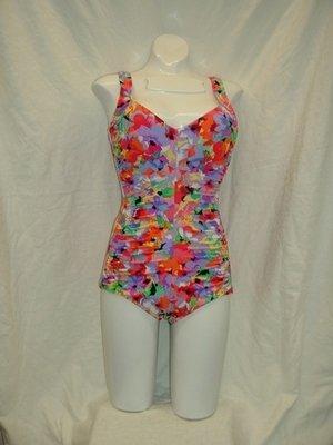 Maxine Monet's Garden Shirred Side 1pc