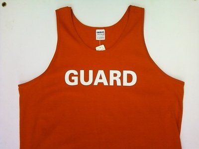 Red Guard Tank Top