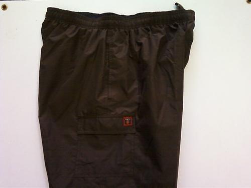 Triangle Men's Cargo Pocket Board Shorts