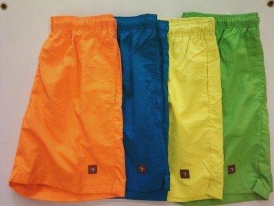Triangle Men's Neon Board Shorts