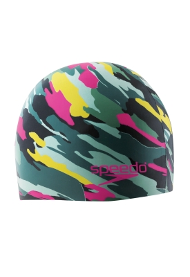 Speedo Hydro Tribe Swim Cap