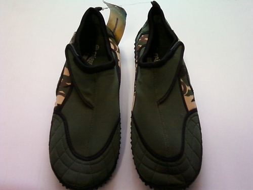 Frisky Camouflage Pool Shoe
