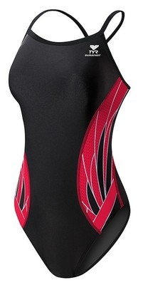 TYR Black/Red Phoenix Splice Diamondfit