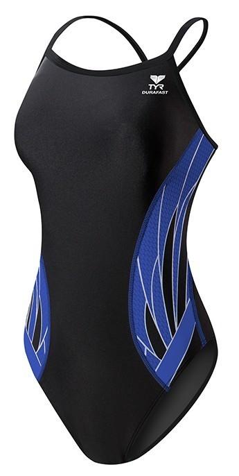 TYR Black/Blue Phoenix Splice Diamondfit