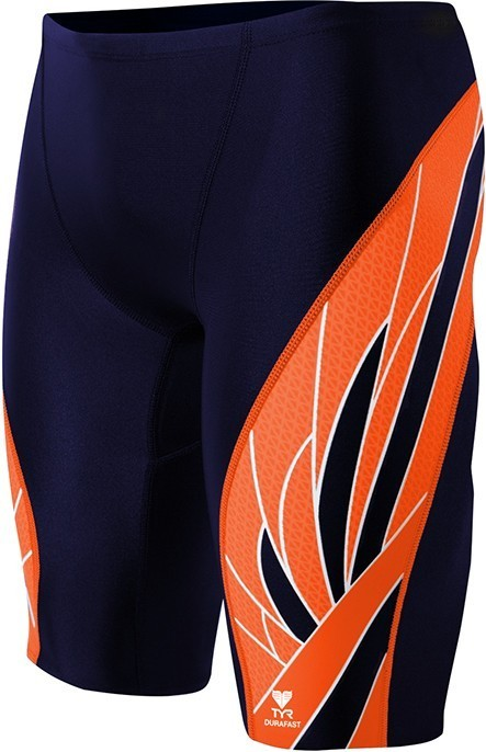 TYR Navy/Orange Phoenix Splice Jammer
