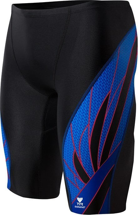 TYR Black/Blue/Red Phoenix Splice Jammer
