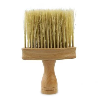 Щетка-сметка для волос широкая деревянная