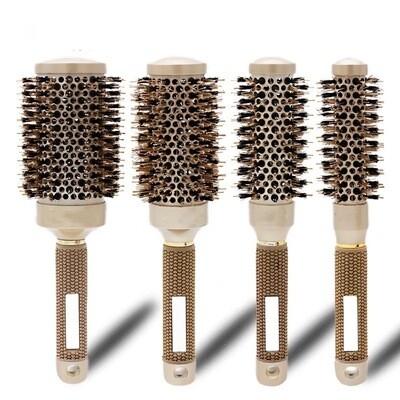 Брашинг для волос Gold Ø 45 Ceramic+ION