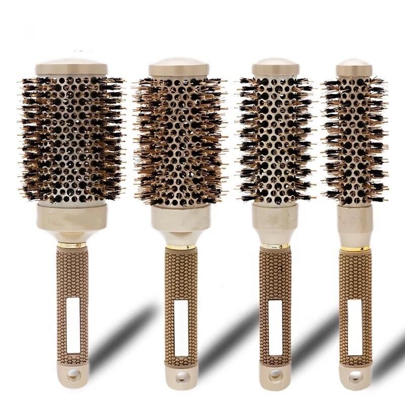 Брашинг для волос Gold Ø 53 Ceramic+ION