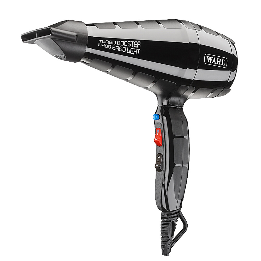 Фен Wahl Turbo Booster 3400 Ergolight 4314-0470