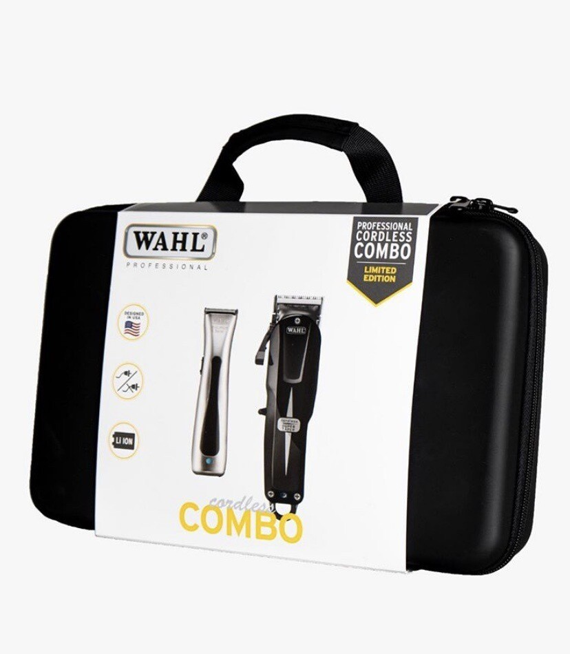 8592-016H Wahl Cordless Combo\беспроводное комбо (набор Beret+SuperTaper) машинки для стрижки