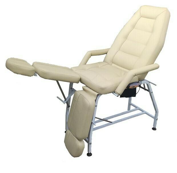 Педикюрное кресло, с массажем и подогревом