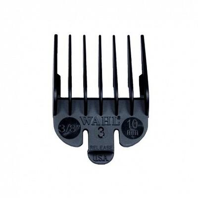 Насадка для машинки Wahl №3 3134-001, 10 мм, черная