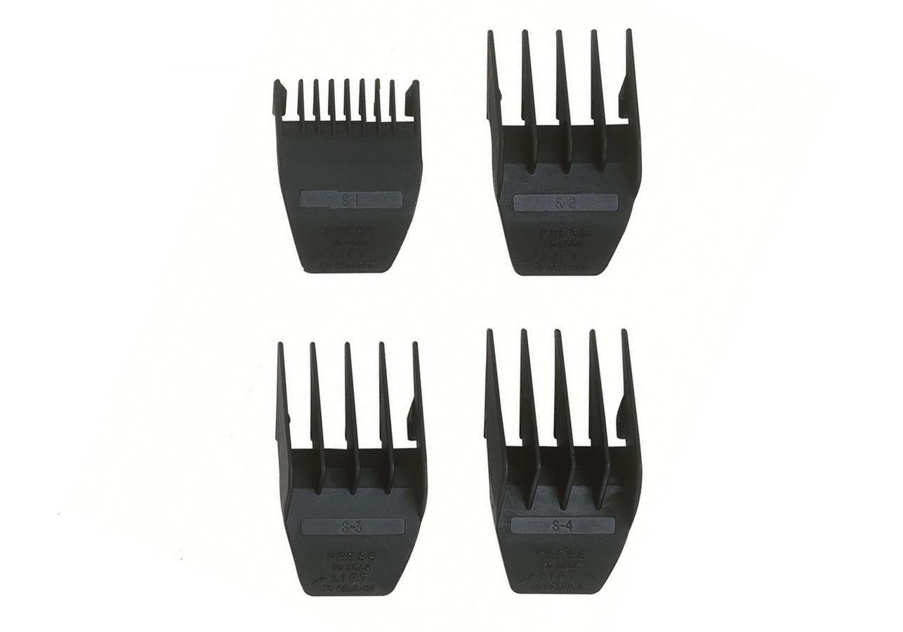 Набор насадок Wahl 3201-7030 для триммеров Beret, 3, 6, 10, 13 мм
