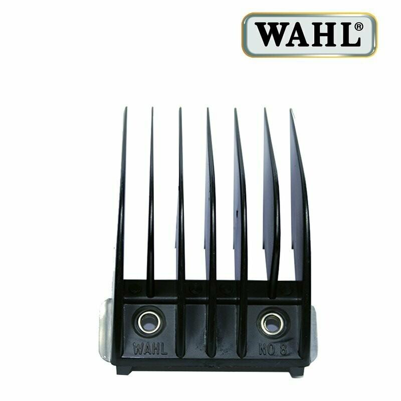 Насадка с металлическим замком Attachment comb 4006-7060 (3150-2016) #8 25 мм