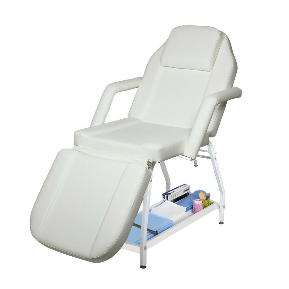 Косметологическое кресло с поддоном