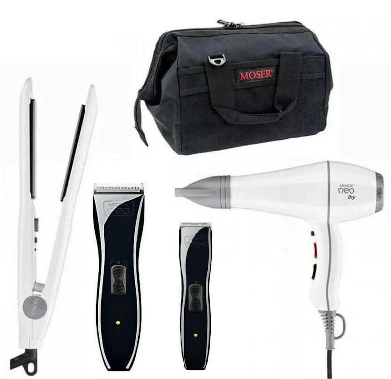 Профессиональный набор парикмахера Moser Neo hair clipper set 1886-0105