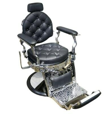 Парикмахерское барбер кресло А-005 для барбершопа