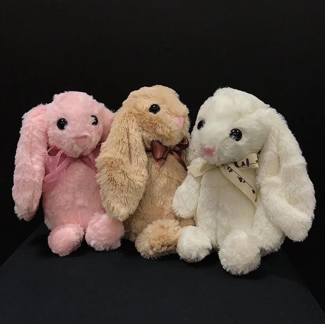 Плюшевые зайцы
