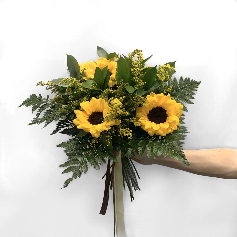 Nº119 Sunflower Bunch