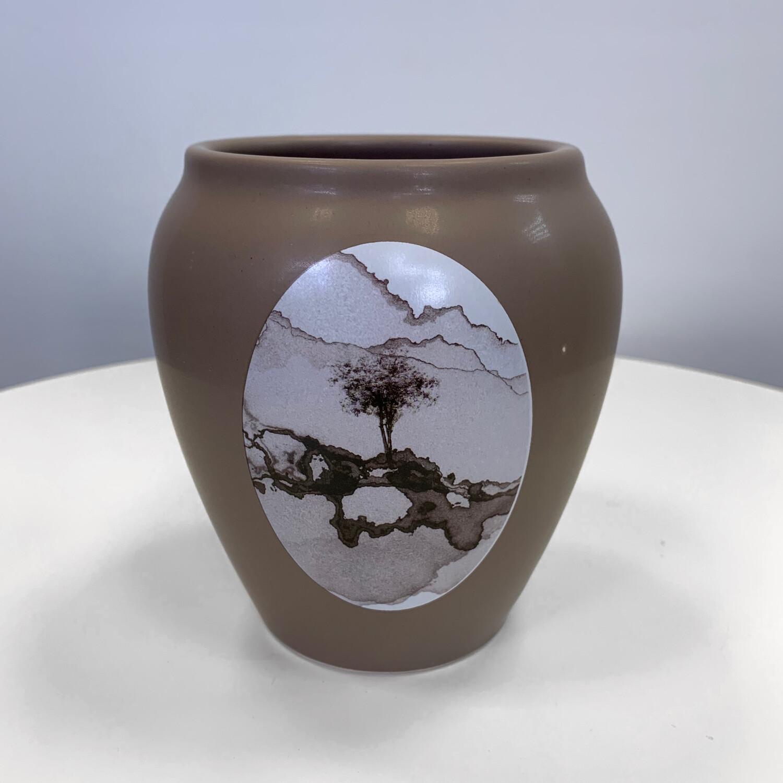 Ваза керамическая N°1