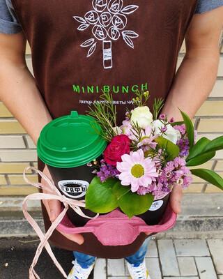 Цветы&Кофе