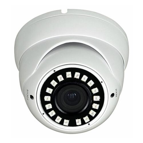 Caméra de Surveillance intérieur et extérieur de 2 MP CVI  avec OSD 4 en 1