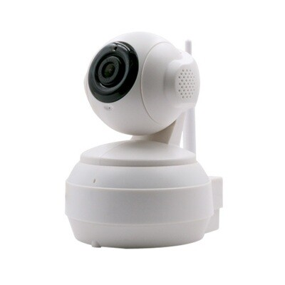 Caméra de surveillance audio vidéo intérieure / Indoor Video Audio Surveillance Camera