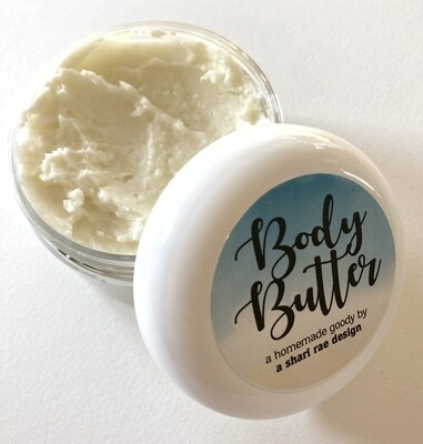 Body Butter 4 oz. Fresh Mint