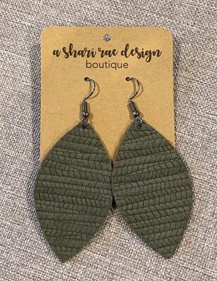 Army Green Leaf