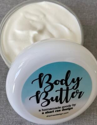 Body Butter 4 oz. Sunshine