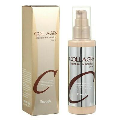 Тональная основа c коллагеном Enough Collagen Moisture Foundation (21 тон)