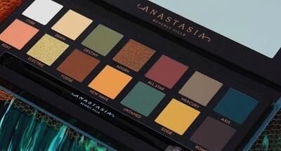 Палетка теней Anastasia Beverly Hills — Subculture Eyeshadow Palette